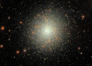 Star cluster Messier 13